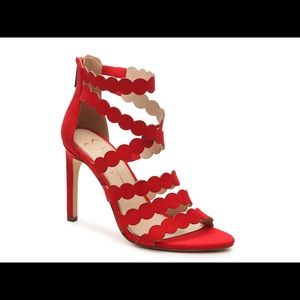 Jessica Simpson Strappy Pump Size 8